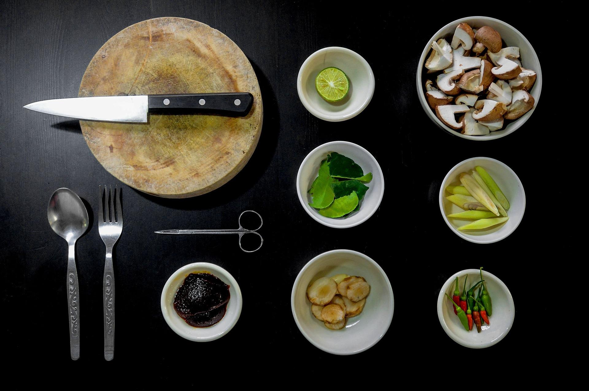 Blog de overeenkomst tussen koken en coachen