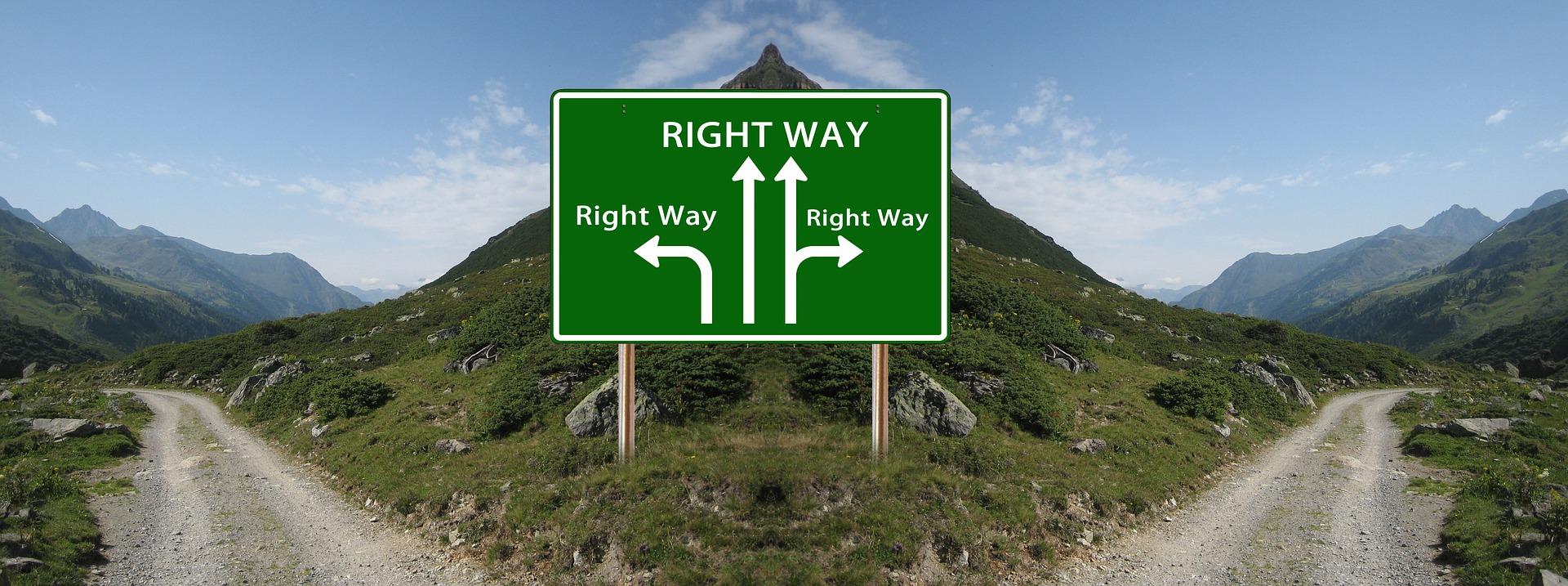 Netjes zakendoen versus kiezen voor jezelf