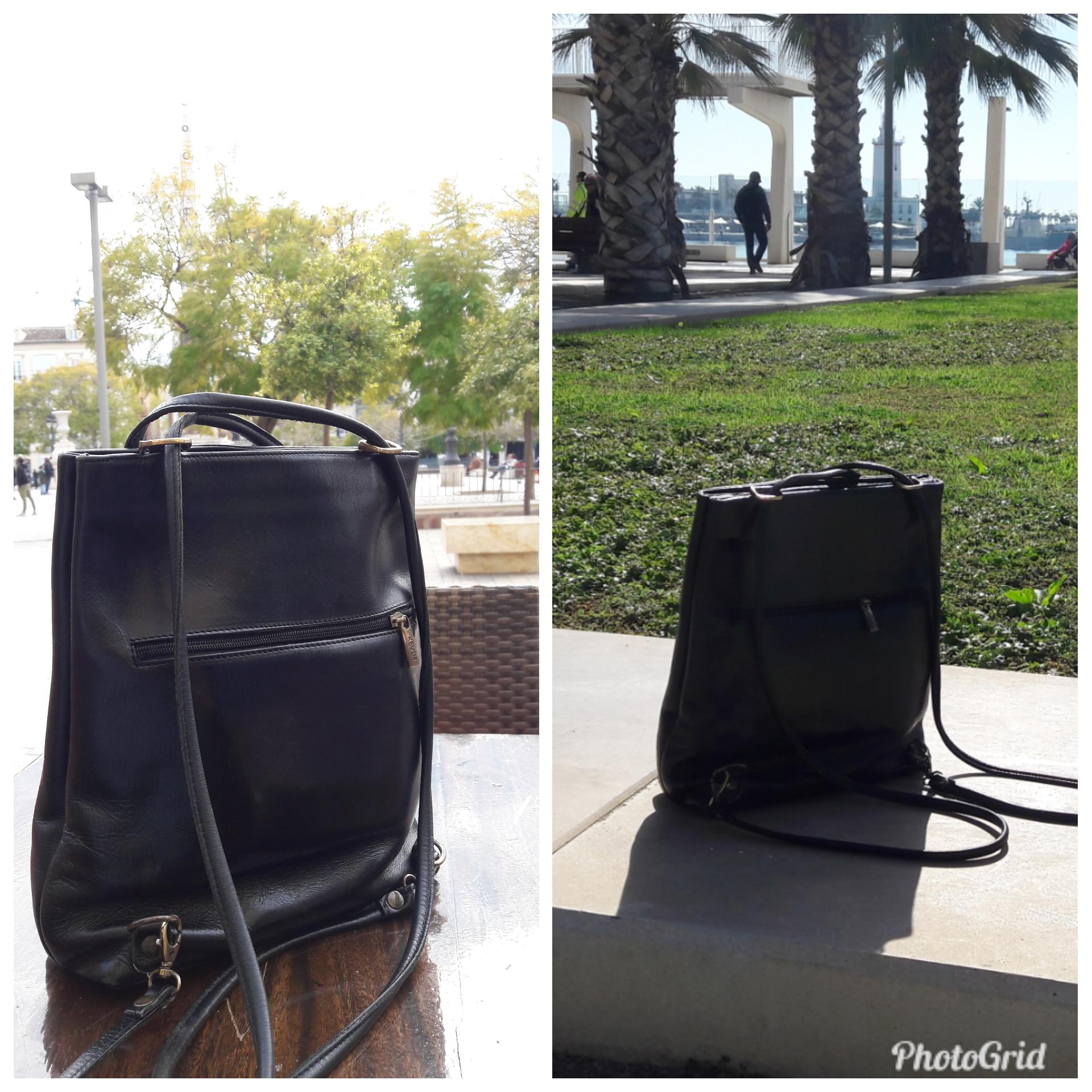 Wat heeft coaching te maken met een zwarte tas?