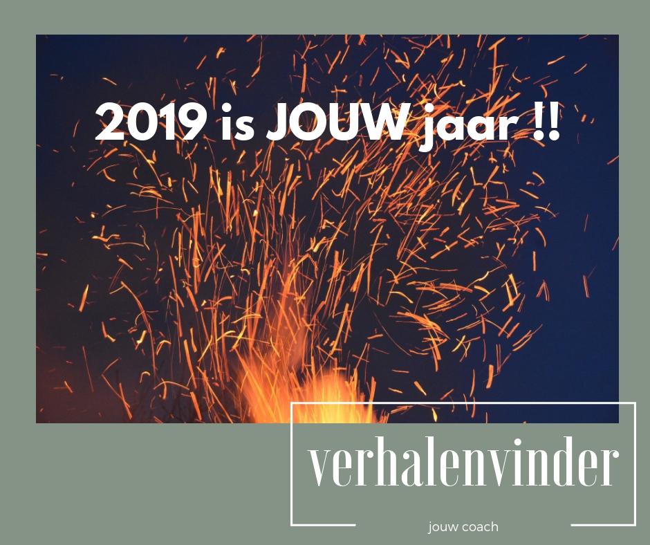 2019 is JOUW jaar