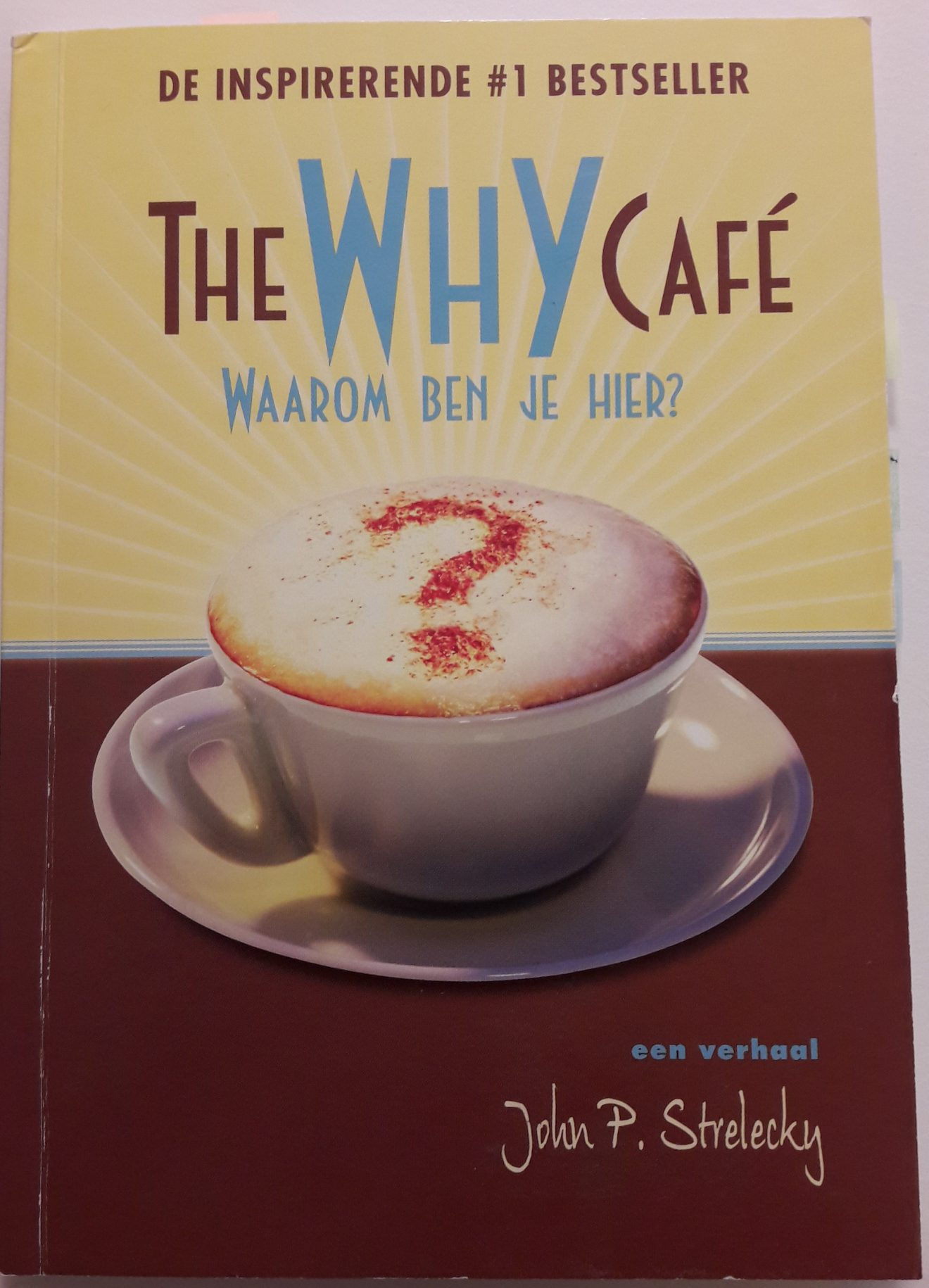 the why cafe klein