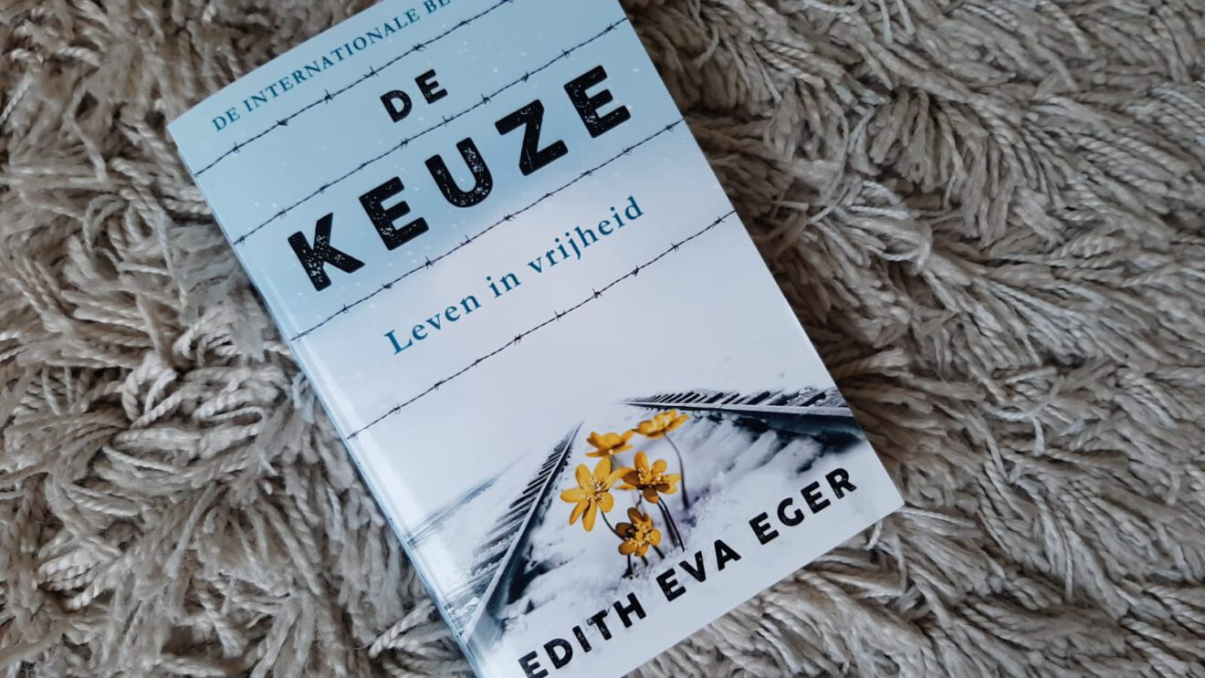 boek Edith Eva Eger